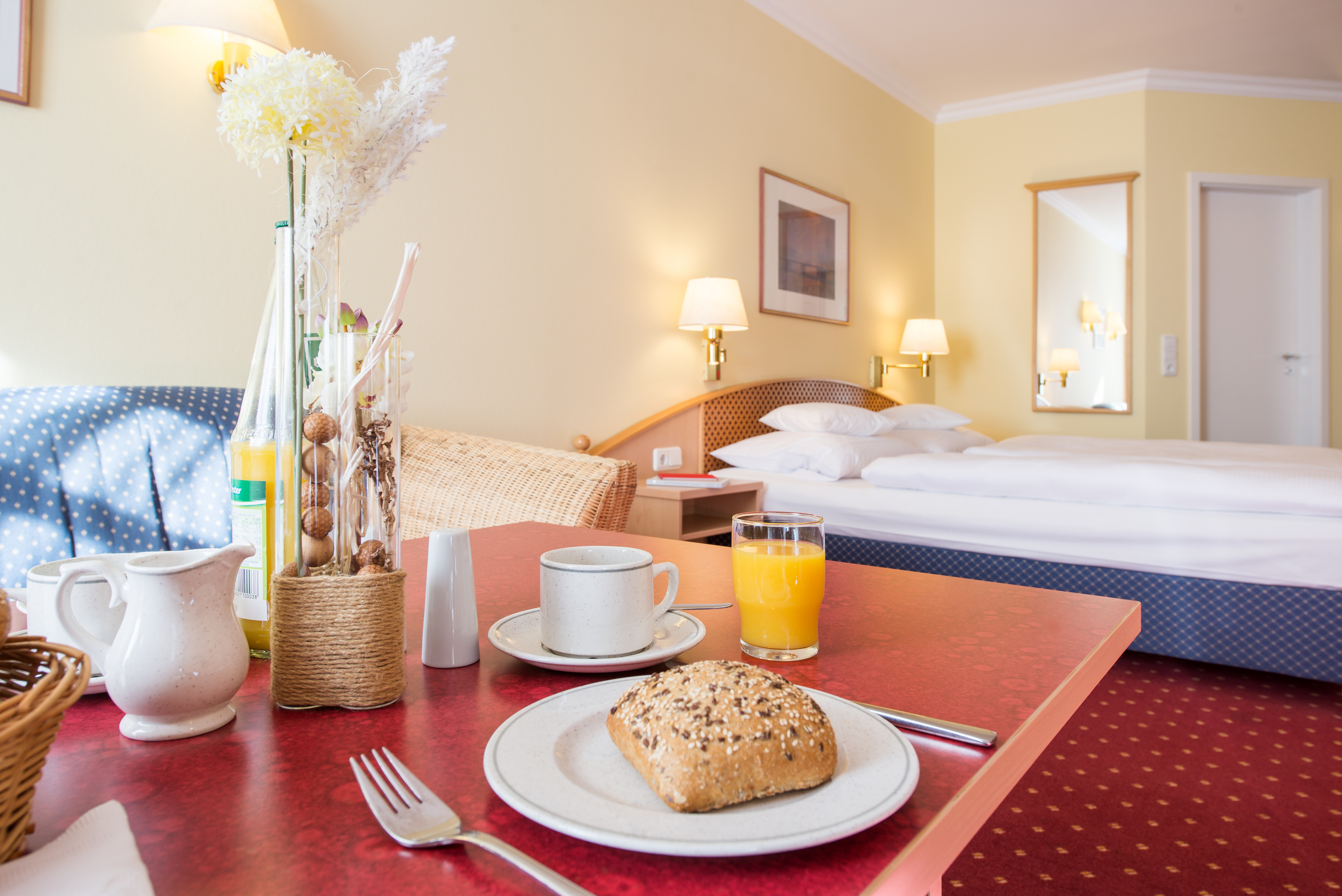 aparthotel k hlungsborn komfortable ferienwohnungen in appartement hotel f r den wohlf hl. Black Bedroom Furniture Sets. Home Design Ideas